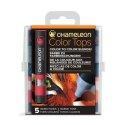 Chameleon 5 Color Tops