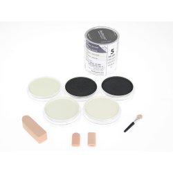 Pan Pastels 9ml - Mediums - starter set of 5