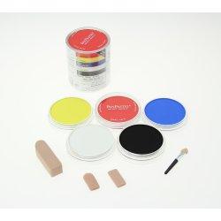 Pan Pastels 9ml - Painting - set of 5