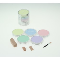 Pan Pastels 9ml - Tints - set of 5