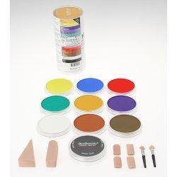 Pan Pastels 9ml - Painting - set of 10