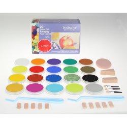 Pan Pastels 9ml - Painting - set of 20
