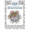 Zen Colouring Mandalas Colouring Book
