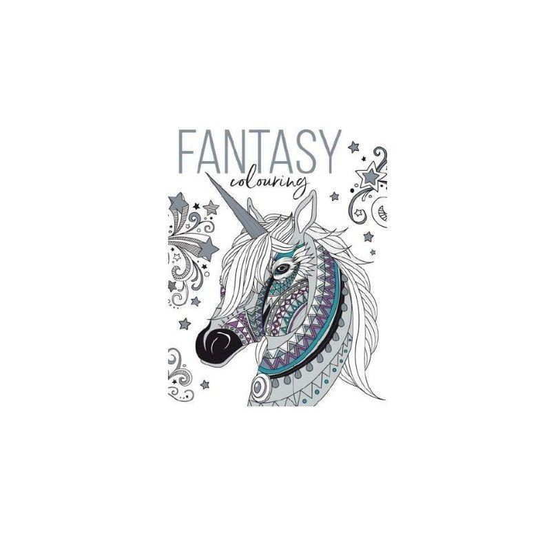 Fantasy Colouring Book