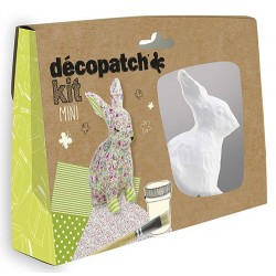 Decopatch mini kit - rabbit