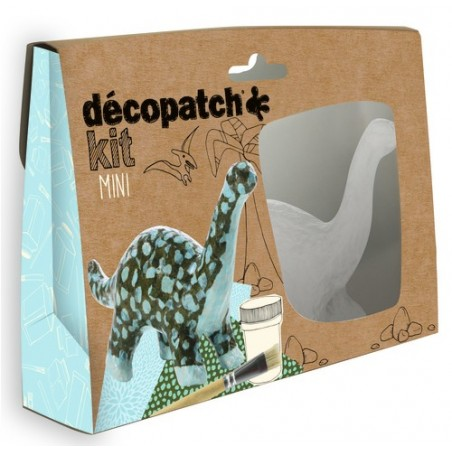 Decopatch mini kit - dinosaur