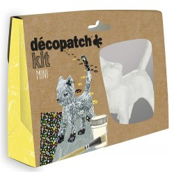 Decopatch mini kit - cat