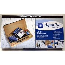 Daler Aquafine Artists watercolour box set