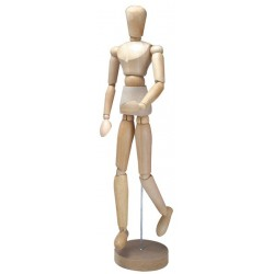 Manikin - male 16 in