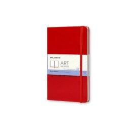 Moleskine Red Sketchbook - hard cover - Large 130 x 210mm
