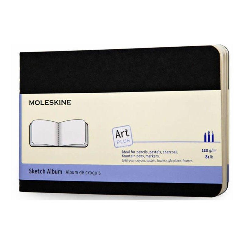 Moleskine Squared Notebook - Black - Large - A5