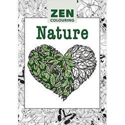 Zen Colouring Nature Colouring Book