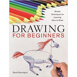 Drawing for Beginners by David Sanmiguel