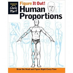Figure it Out! Human Proportions by Christopher Hart