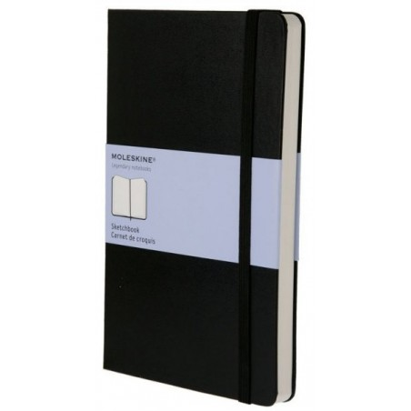 Moleskine Sketchbook - hard cover - Large 130 x 210mm