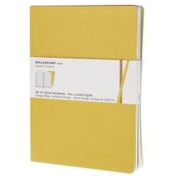 Moleskine Ruled Volant Notebook Set - soft cover - XLarge 190 x 250mm