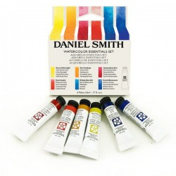 Daniel Smith Watercolour Essentials Set