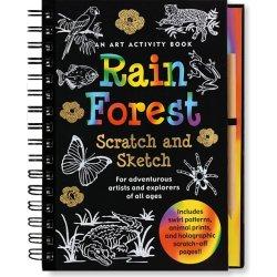 Scratch & Sketch Rain Forrest