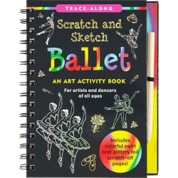 Scratch & Sketch Ballet