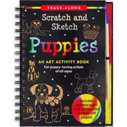 Scratch & Sketch Puppies