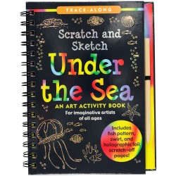 Scratch & Sketch Under the Sea