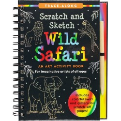 Scratch & Sketch Wild Safari