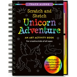 Scratch & Sketch Unicorn...