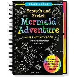 Scratch & Sketch Mermaid...