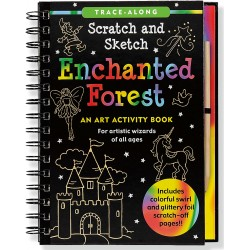 Scratch & Sketch Enchanted...