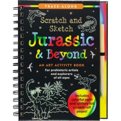 Scratch & Sketch Jurassic
