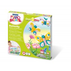 FIMO® kids Butterfly Form & Play Polymer Clay Set
