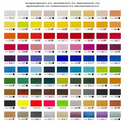 Amsterdam Acrylic General Selection Set (Pack of 90 20ML TUBES)