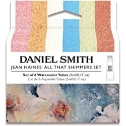 Daniel Smith Jean Haines' All That Shimmers Water Colour Set