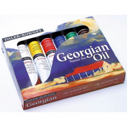 Daler Rowney Georgian Oil...