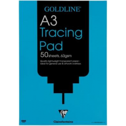 Goldline Popular Tracing Pad A3