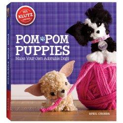 Klutz Pom-Pom Puppies Book Kit