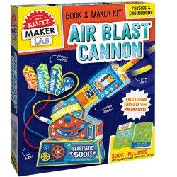 Klutz Air Blast Canon & Book