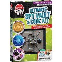 Klutz Ultimate Spy Vault & Code Kit