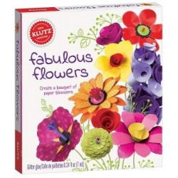 Klutz Fabulous Flowers Book