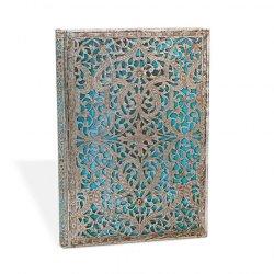 Maya Blue Midi Address Book
