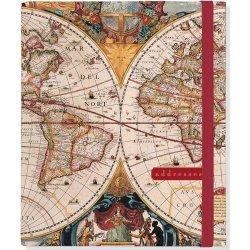 Old World Large Address Book