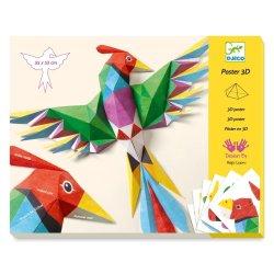 3D Poster - Amazonie by Djeco