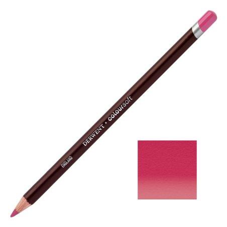 Cranberry Derwent Coloursoft Pencils