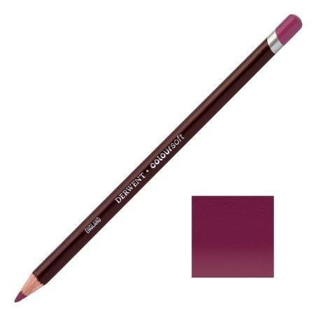 Loganberry Derwent Coloursoft Pencils