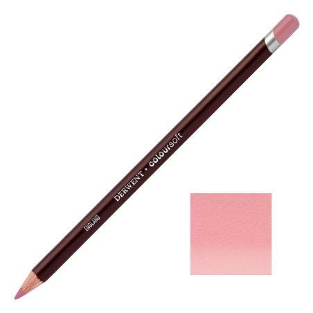 Bright Pink Derwent Coloursoft Pencils