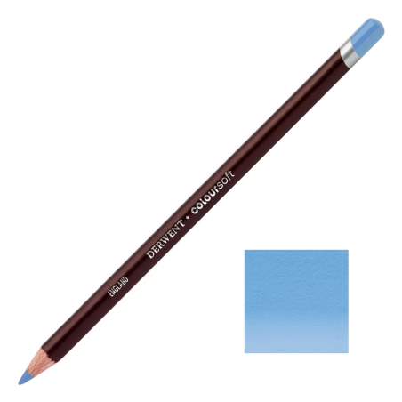 Iced Blue Derwent Coloursoft Pencils