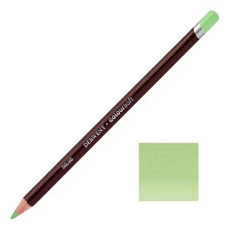 Light Green Derwent Coloursoft Pencils