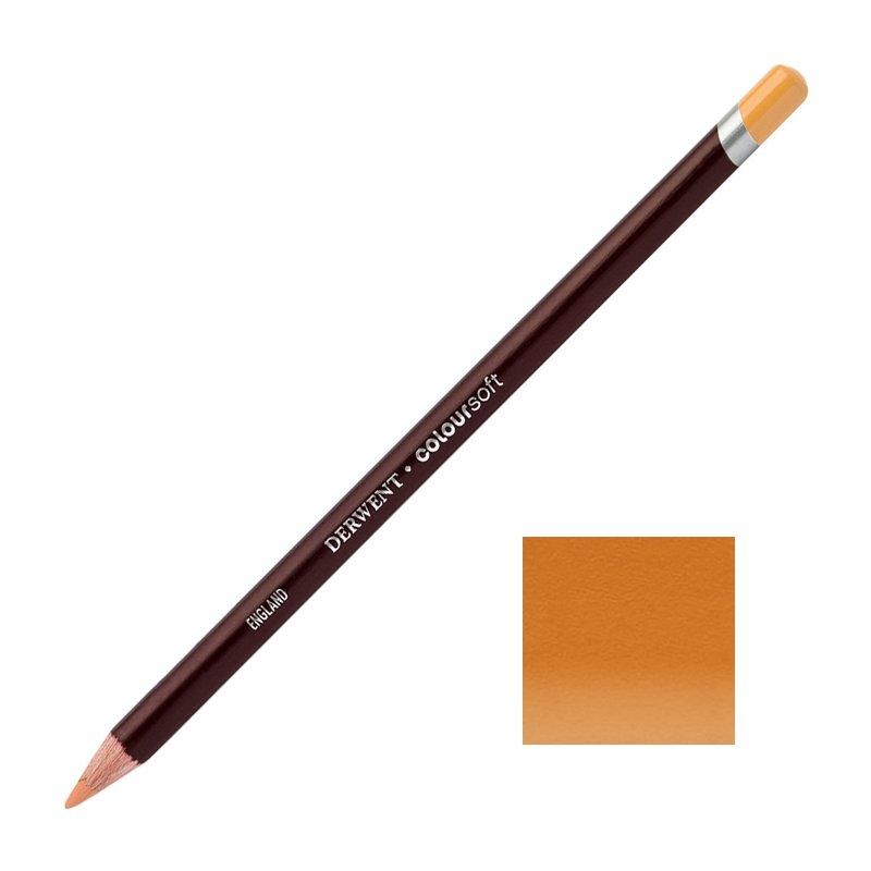 Pimento Derwent Coloursoft Pencils