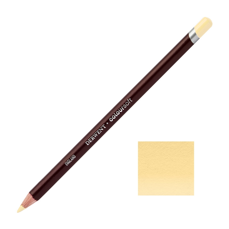 Light Sand Derwent Coloursoft Pencils