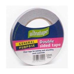 Ultratape - Double Sided Tape - 12mm x 33m